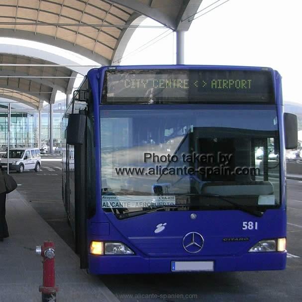 Такси в аэропорте аликанте