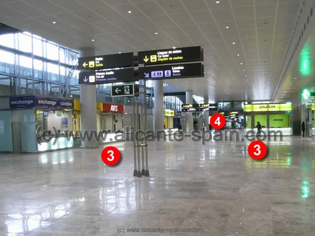 Аренда машины аэропорт аликанте цена