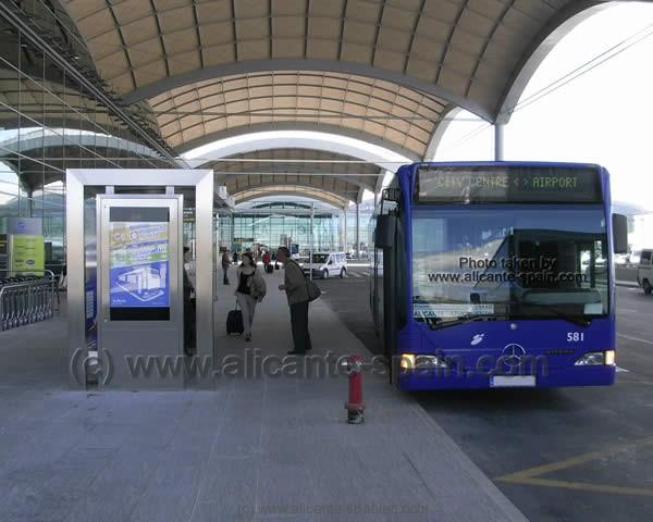 Автобус валенсия аликанте отзывы