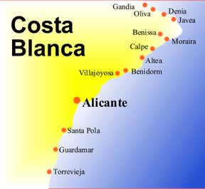Partnersuche spanien costa blanca