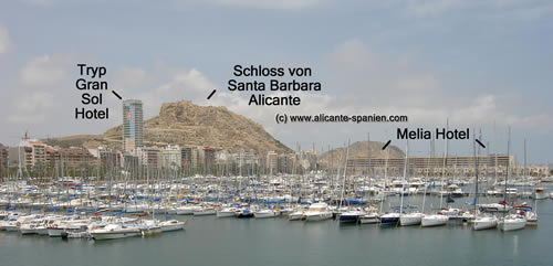 Hotels In Alicante  Sterne